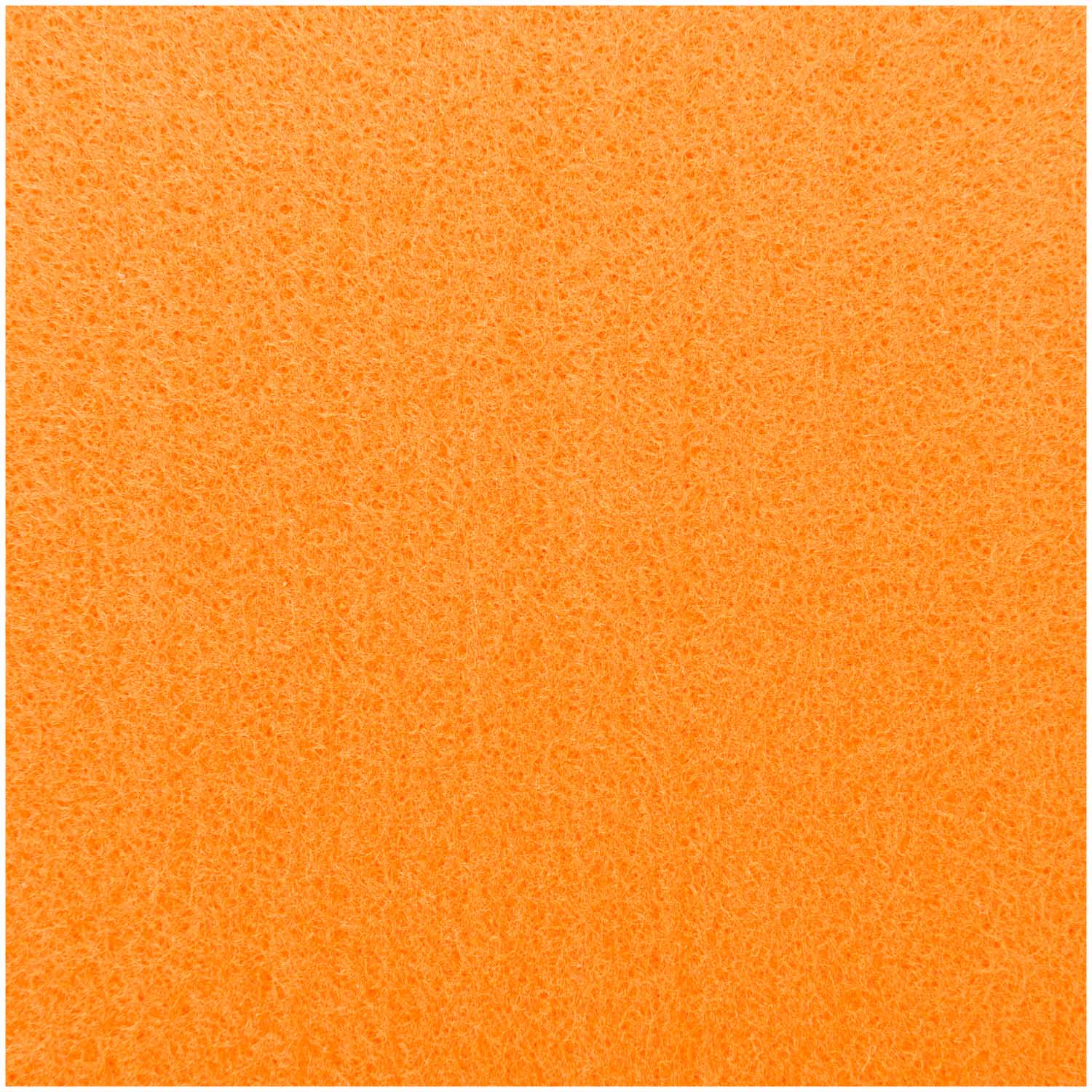 Filzplatte 30 x 45cm, 3mm orange