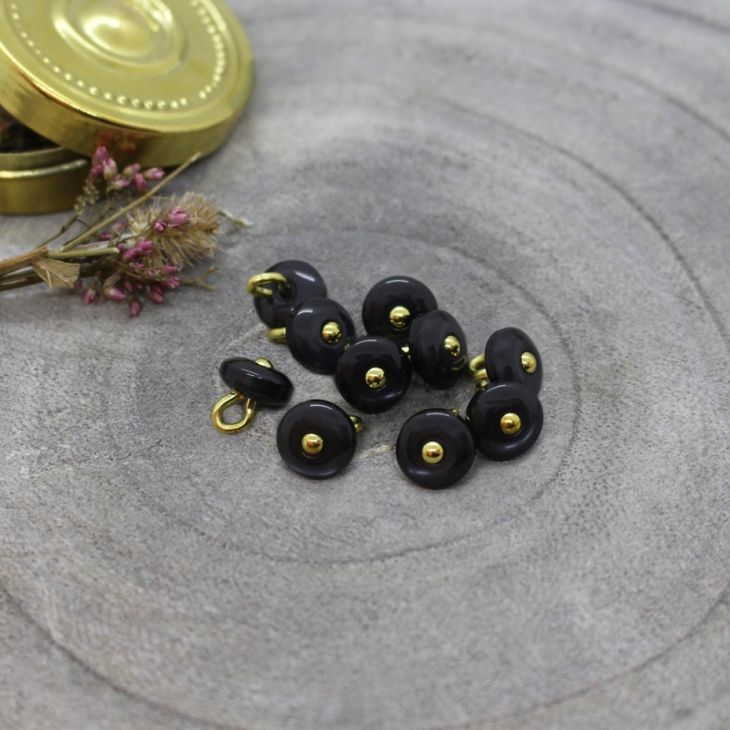 ATELIER BRUNETTE Jewel Buttons - Night