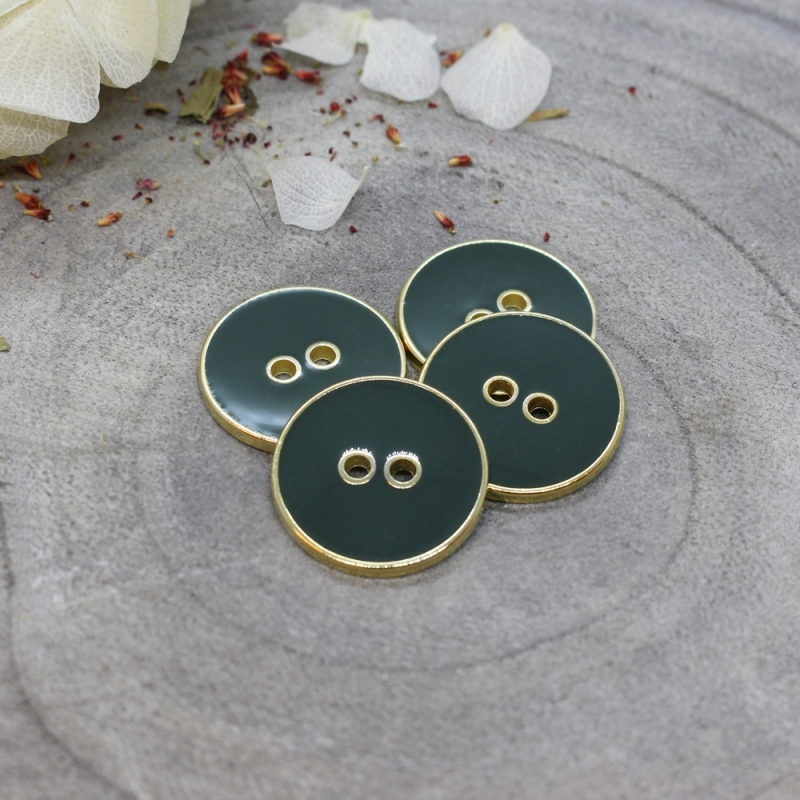 ATELIER BRUNETTE Joy Buttons - Cedar 20mm