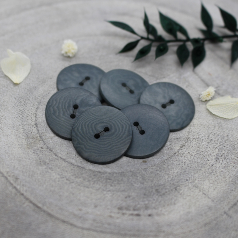 ATELIER BRUNETTE Palm Buttons - Smokey
