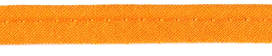 Paspelband 8mm orange