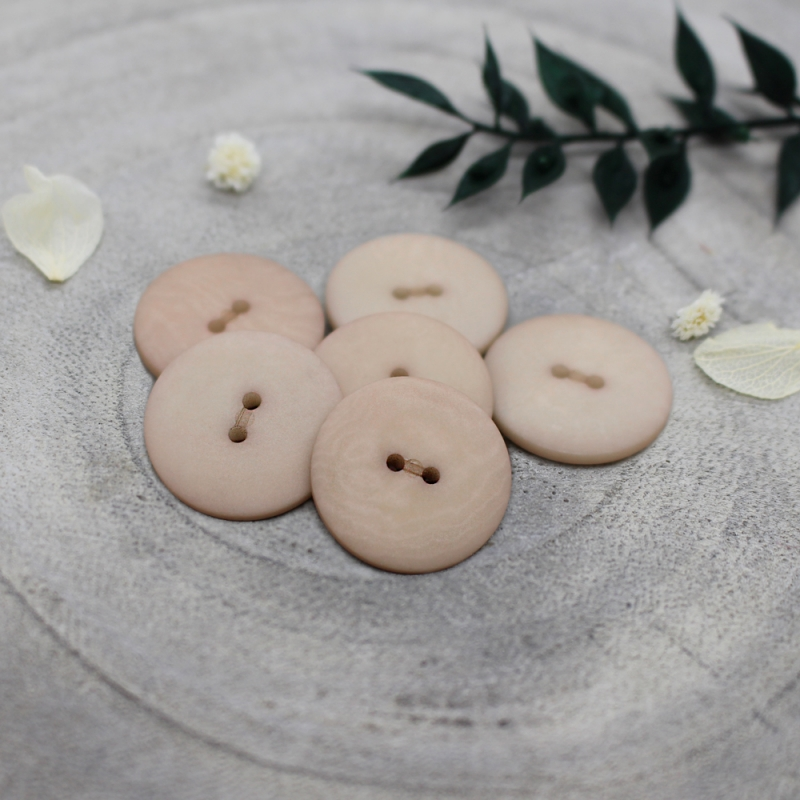 ATELIER BRUNETTE Palm Buttons - Blush